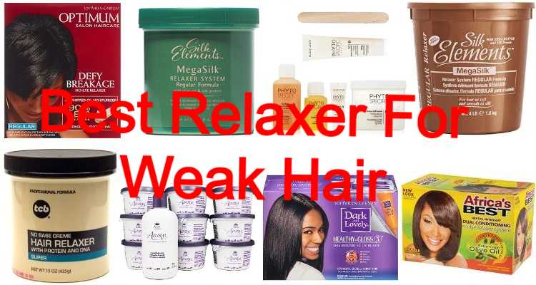 Best Relaxer For Weak Hair [Premium produts]