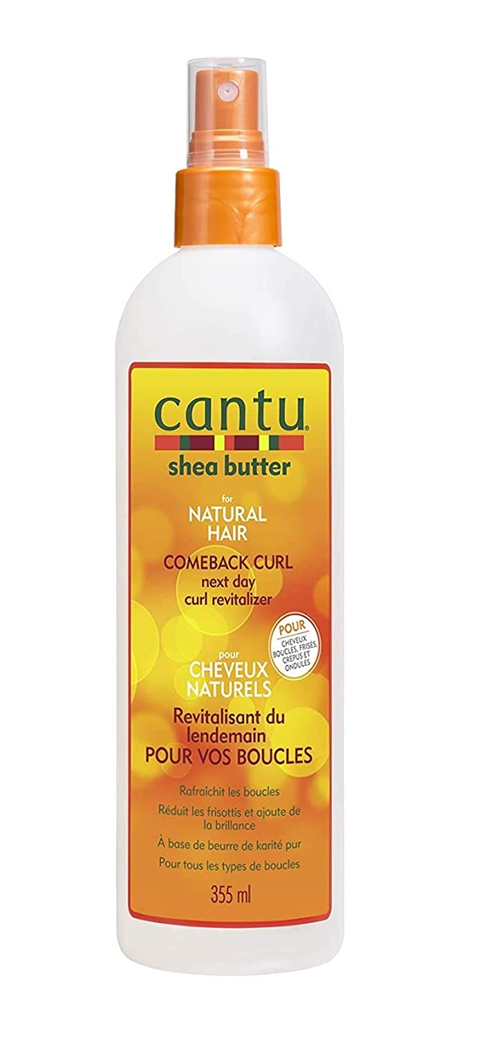 Cantu Comeback Next Day Curl Revitalizer